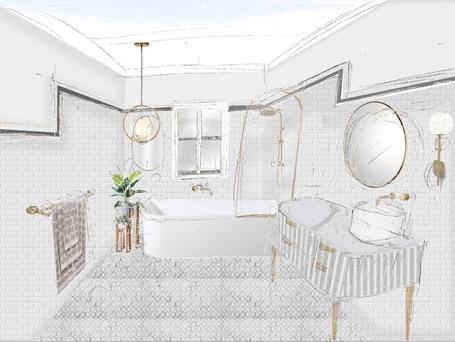 Creating a Bathroom Sanctuary