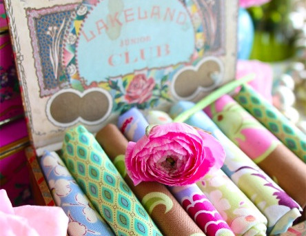 Buttons and Bows, Quilts and Hats – Getting the needle out!