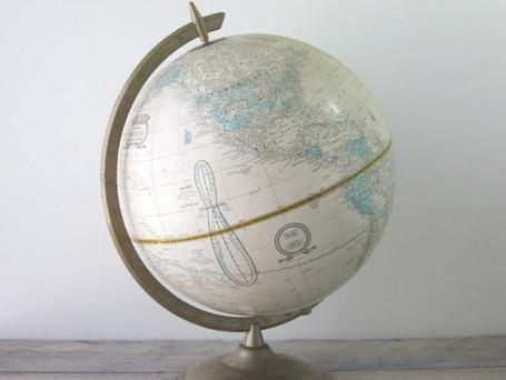 Global Artwork – Condé Nast Traveler 2012 Visionaries
