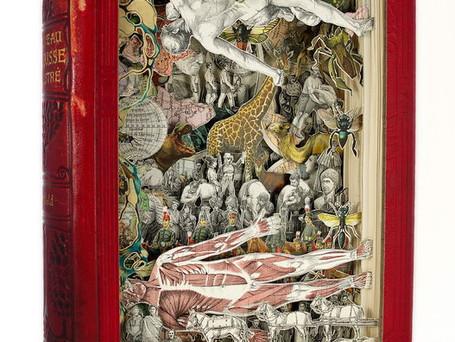 Literary Sculpture – Alexander Korzer-Robinson