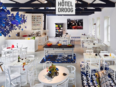 Drink, Eat, Shop, Sleep – Hotel Droog