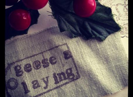 """Six Geese a' Laying"" – Biscotti Magic"