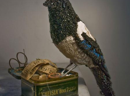 Textile Taxidermy – Donya Coward