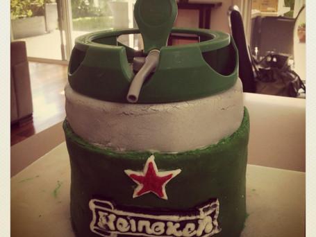 Caketastic – The Heineken Challenge