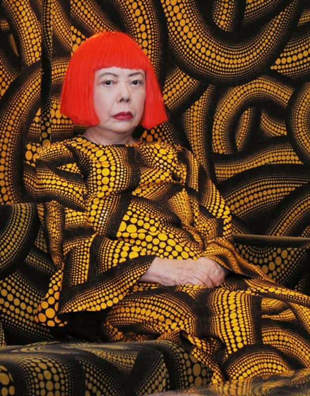 Yayoi Kusama Whitney.org