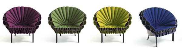 Peacock Chair lounge chair design by Studio Dror 2 Beautiful, Beautiful, Beautiful   Its Beautiful Lounge Chair from Studio Dror