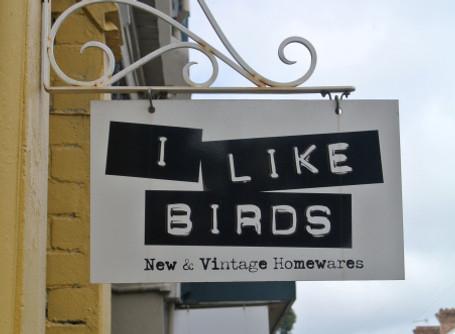 """Creatively Speaking – Tam Turnbull """"I Like Birds"""""""