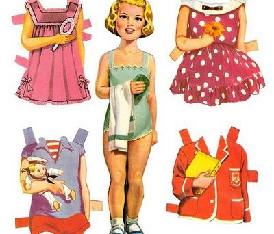 Adventures of a Paper Doll – From Fashion House to House of Fashion