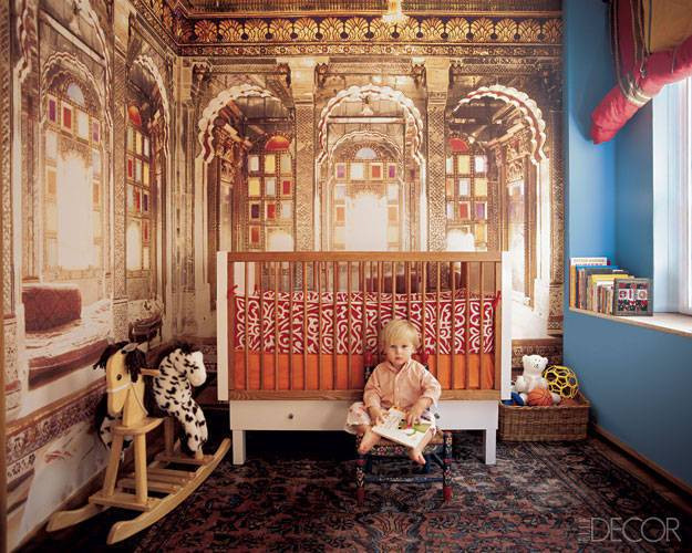 Source Elle Decor - Photograph Pieter Estersohn