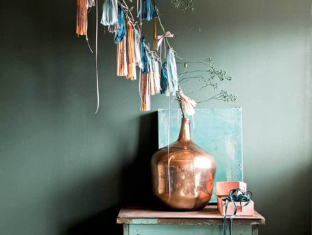 Copper it up – Interiors with a metallic twist