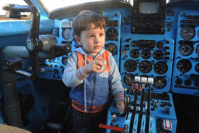 Aeroplane Turned Into Kindergarten -2