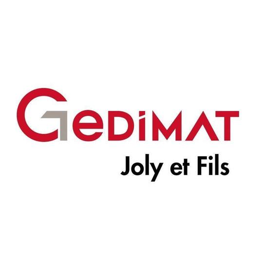 Logo Gedimat Joly et fils