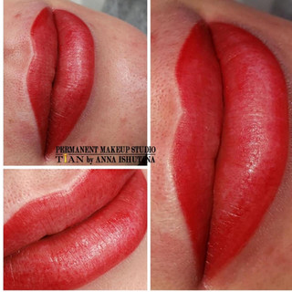 Lips Permanent Makeup