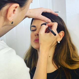 Permanent Makeup Process