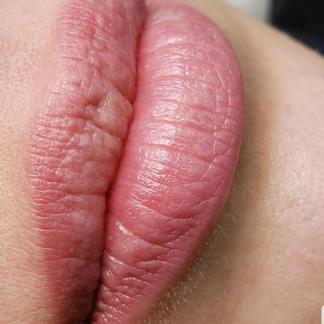 Lips Blush  Permanent Makeup