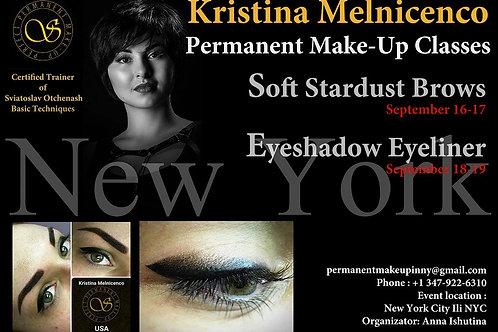 Krisitina Melnicenco 2 days workshop