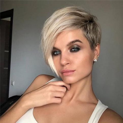 Hair Cut for Short Hair