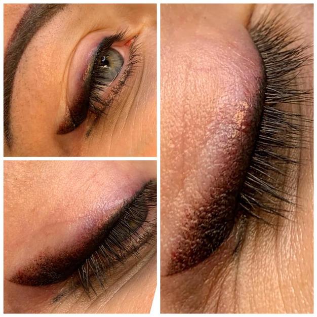 Permanent Makeup Eyeshadow