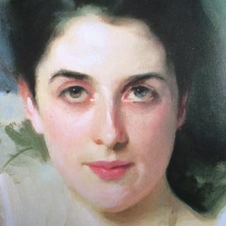 Portrait Detail, John Singer Sargent