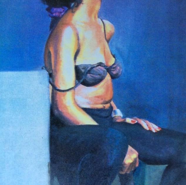 Portrait, Cassandra Saulter