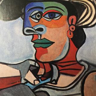 Portrait, Pablo Picasso