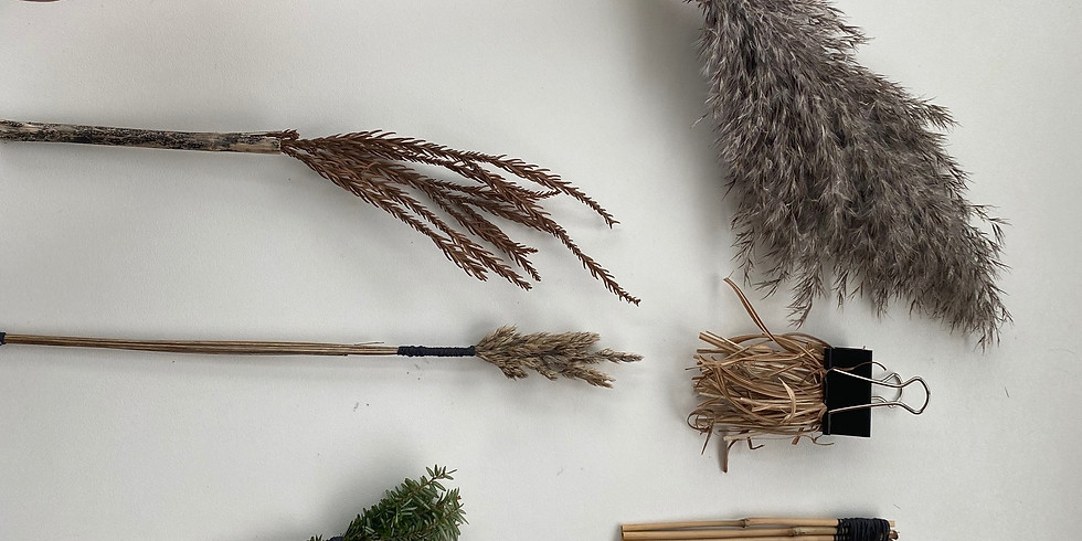 ART IN NATURE: Kids' Workshop (Ages 3-9) with Lara & Andrea