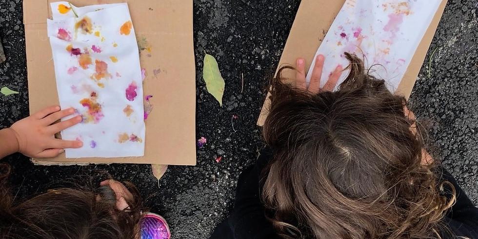 ART IN NATURE SERIES: Kids Workshop with Lara & Andrea (1)