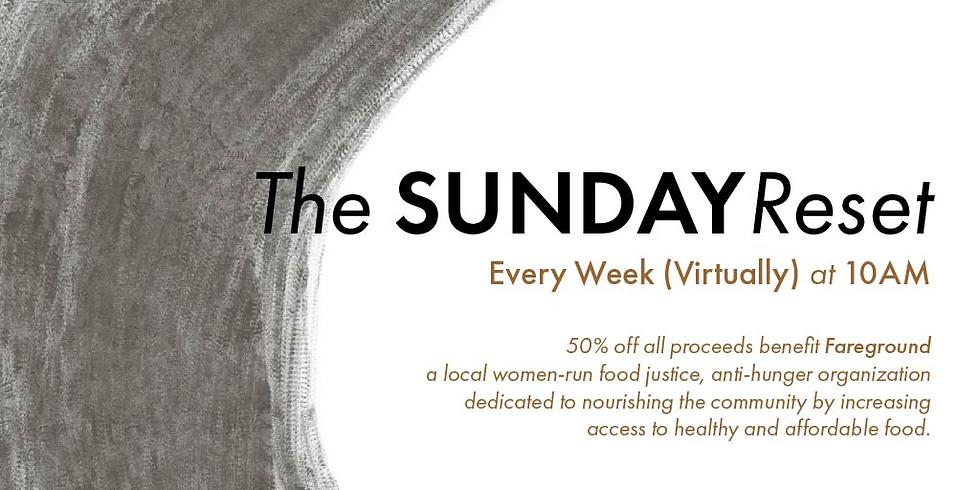 The Sunday Reset