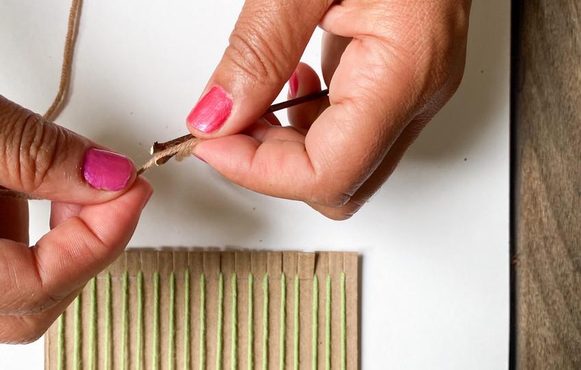 Thread Your Twig / Needle