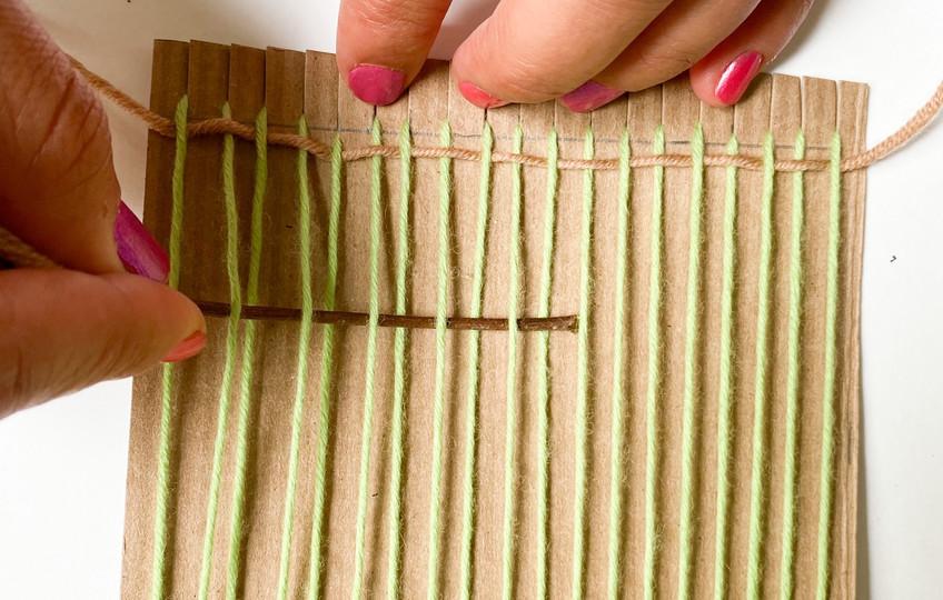 Start Weaving