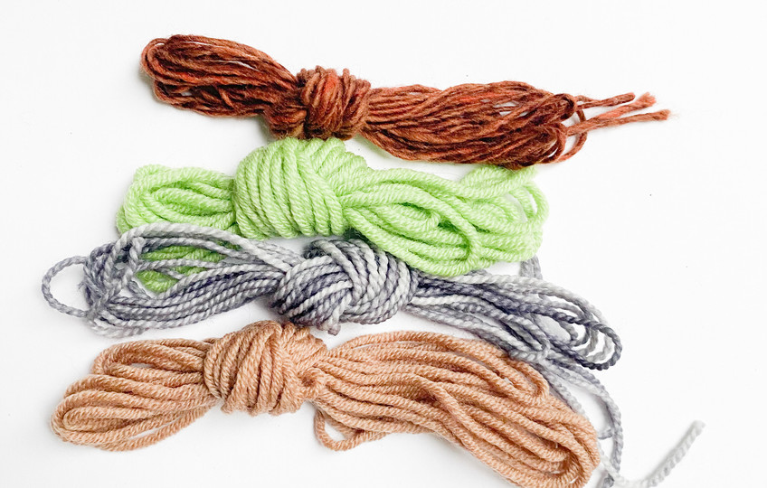 Pick Out Your Yarns