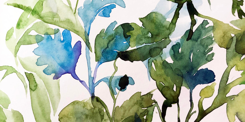 A (re)INTRODUCTION to WATERCOLOR