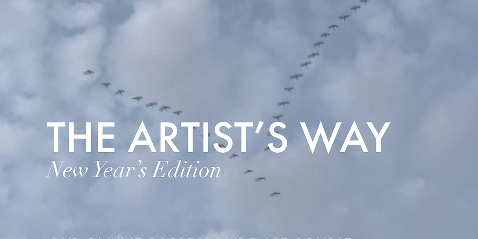 The Artist's Way - New Year Edition