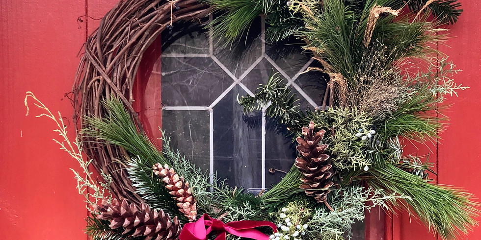 Wreath Making with Marcella