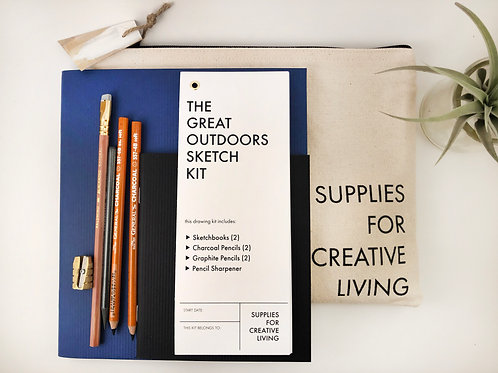 The Great Outdoors Sketch Kit