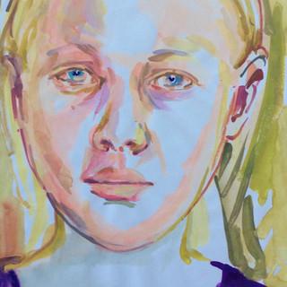 British Virgin Island Portrait Series, Cassandra Saulter