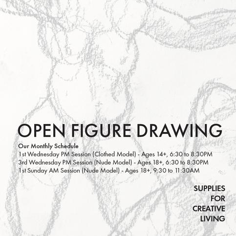 Open Figure Drawing