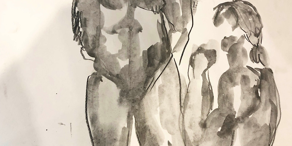 Open Figure Drawing (18+) - Wednesday PM