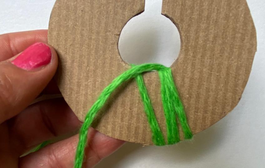 Wrap Your Yarn