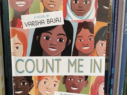 Book Review: Count Me In