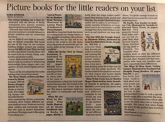 Toronto Star Holiday Book Recommendations December 2020