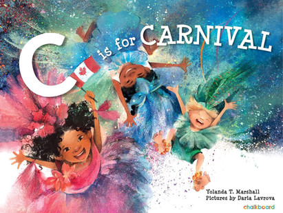 Book Review:  C is for Carnival