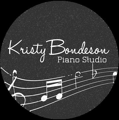 Kristy Bondeson Piano Studio