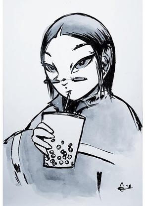 Milk Tea Break