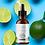Thumbnail: Fresh Lime Full Spectrum CBD Oil Tincture Fresh Lime