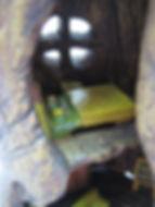 miniature ceramic bed