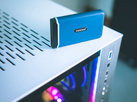 Transcend EDS350C – Fast and Cost Effective Portable SSD