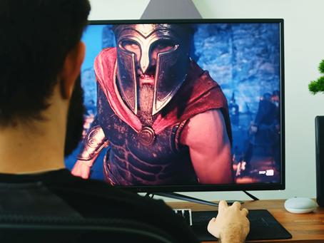 ASUS 43″ 4K 144Hz HDR Monitor That Can Do Everything?