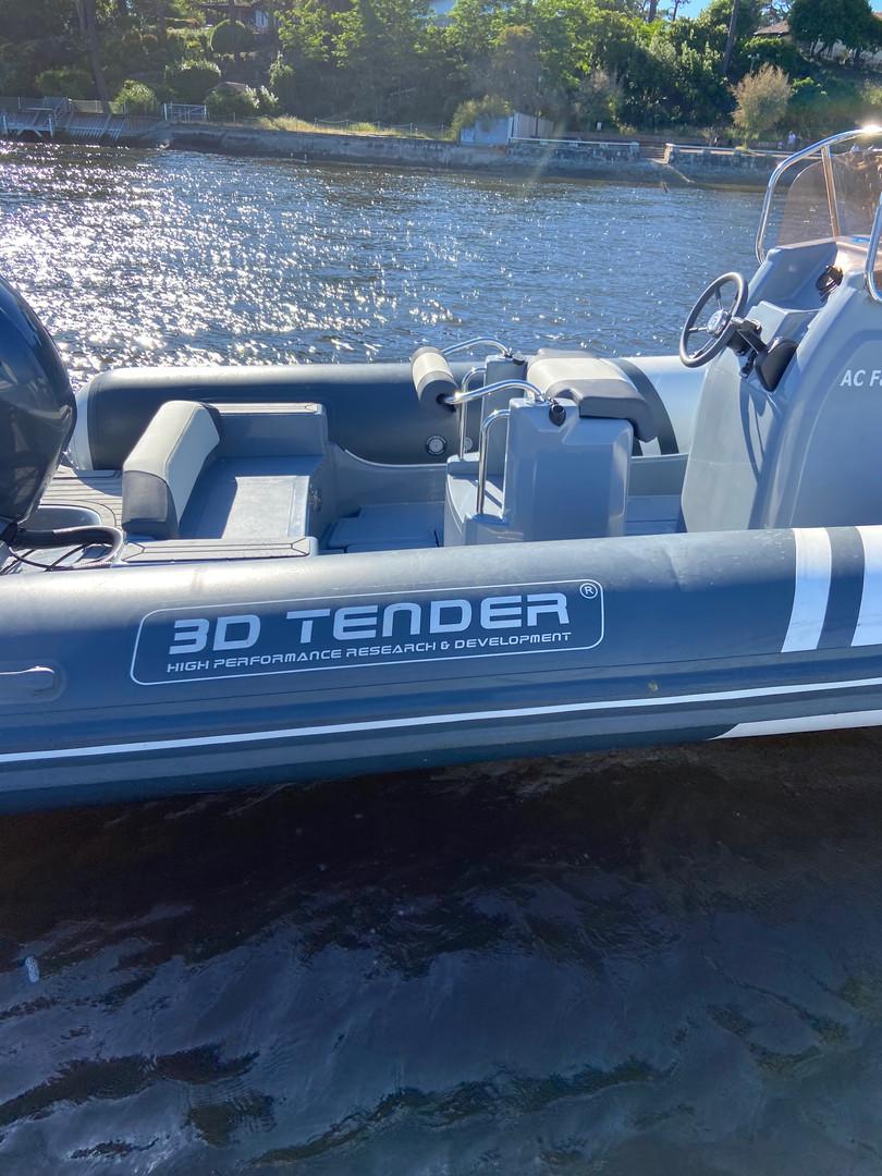 3D Tender Lux 655
