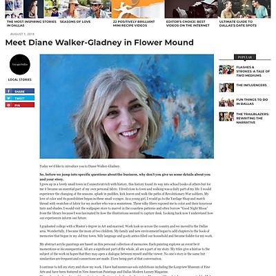 Voyage Dallas Online Magazine